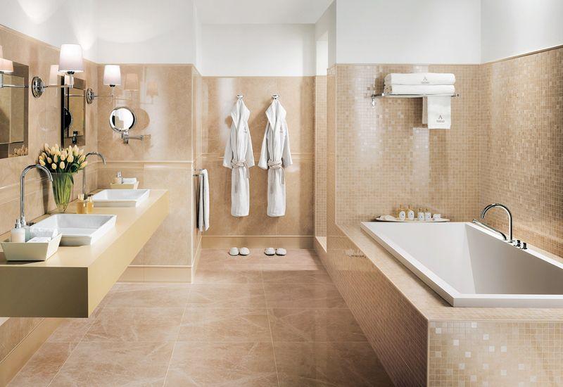 Muebles Para Baño S A De C V Gersa:Banos Con Color Beige Blanco